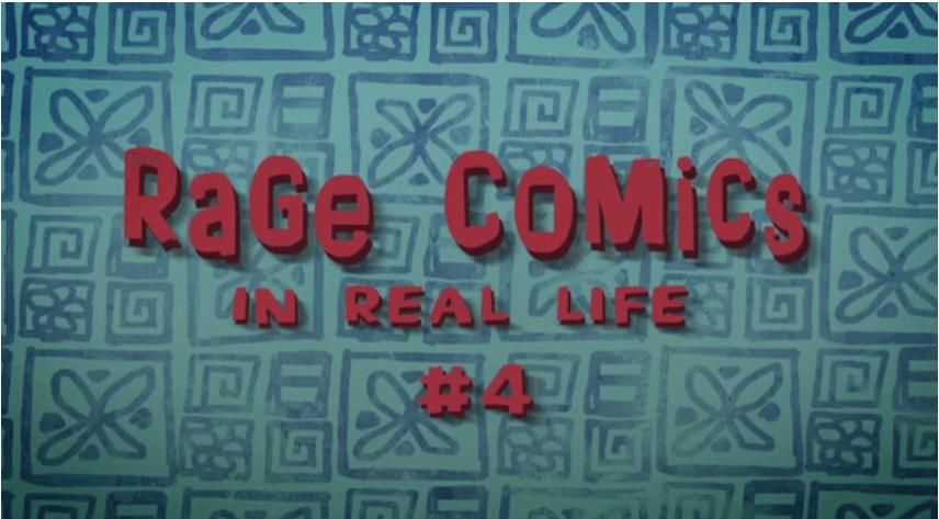 rage comics 4