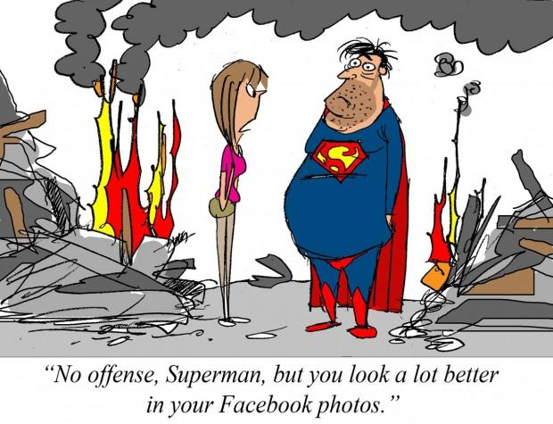 supermanfacebook
