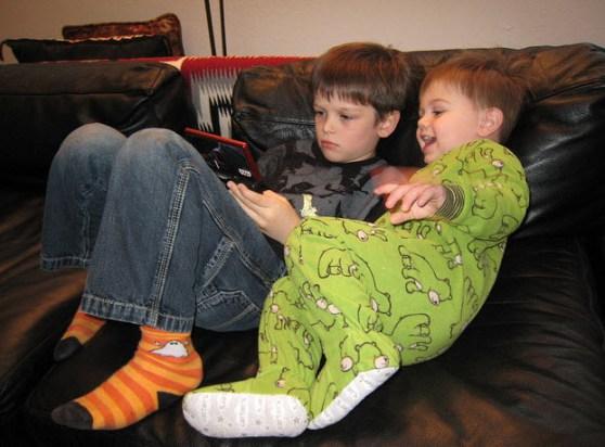 video-game-kids