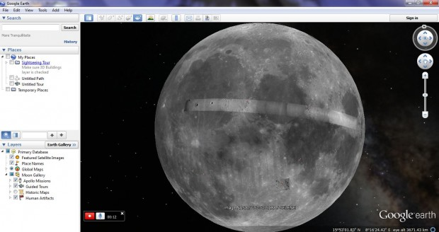 Google Earth 4