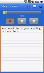 Note Everything Voice Note