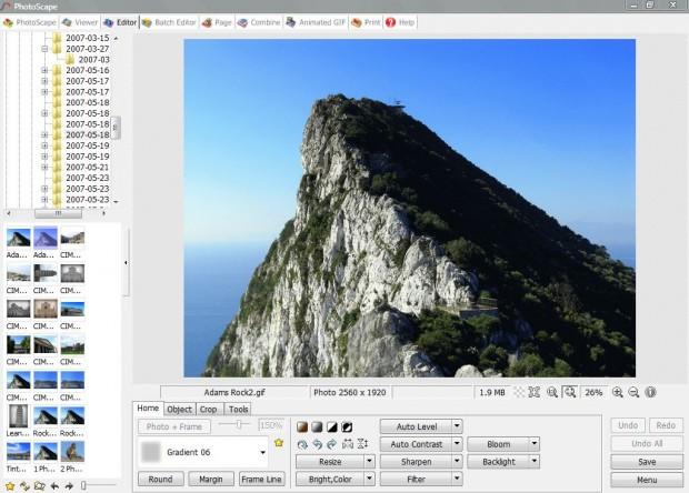 PhotoScape frame 1