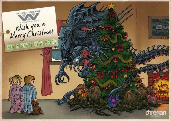 alien-christmas