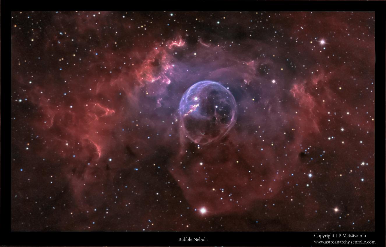 IC 1805 closeup
