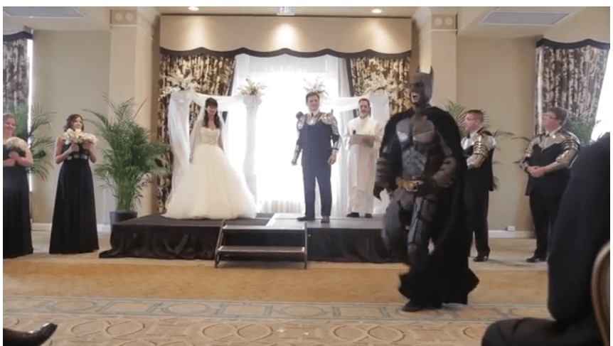geek wedding