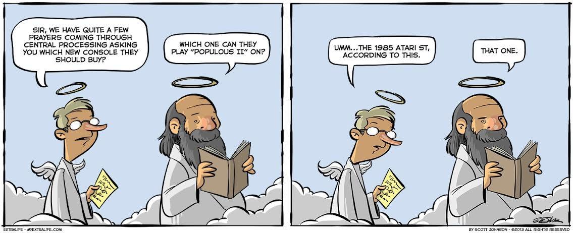 god answers