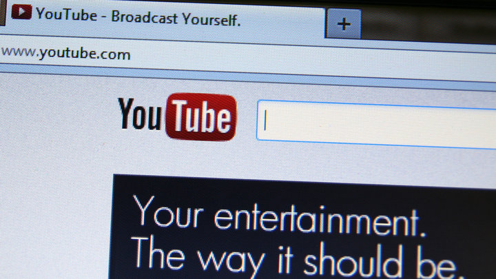 youtube content crackdown