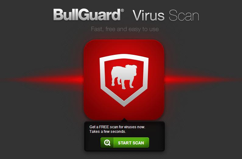 BullGuard Virus Scan Online