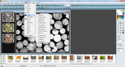 PhotoFiltre Image Editor