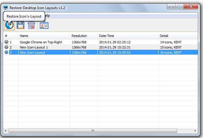 ReIcon for Windows