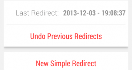 Redirect File Organizer