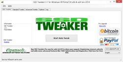SSD Tweaker