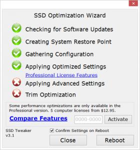 SSD Tweaker2