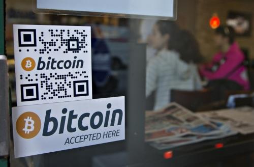 accepting bitcoin