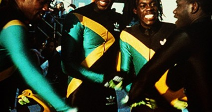 jamaican bobsleigh team