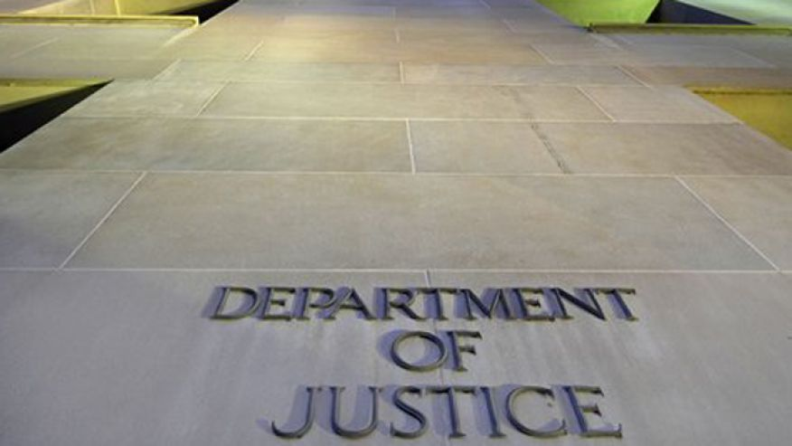 justice department
