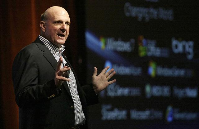 July 30, 2009. Robert Sorbo/Microsoft/Handout