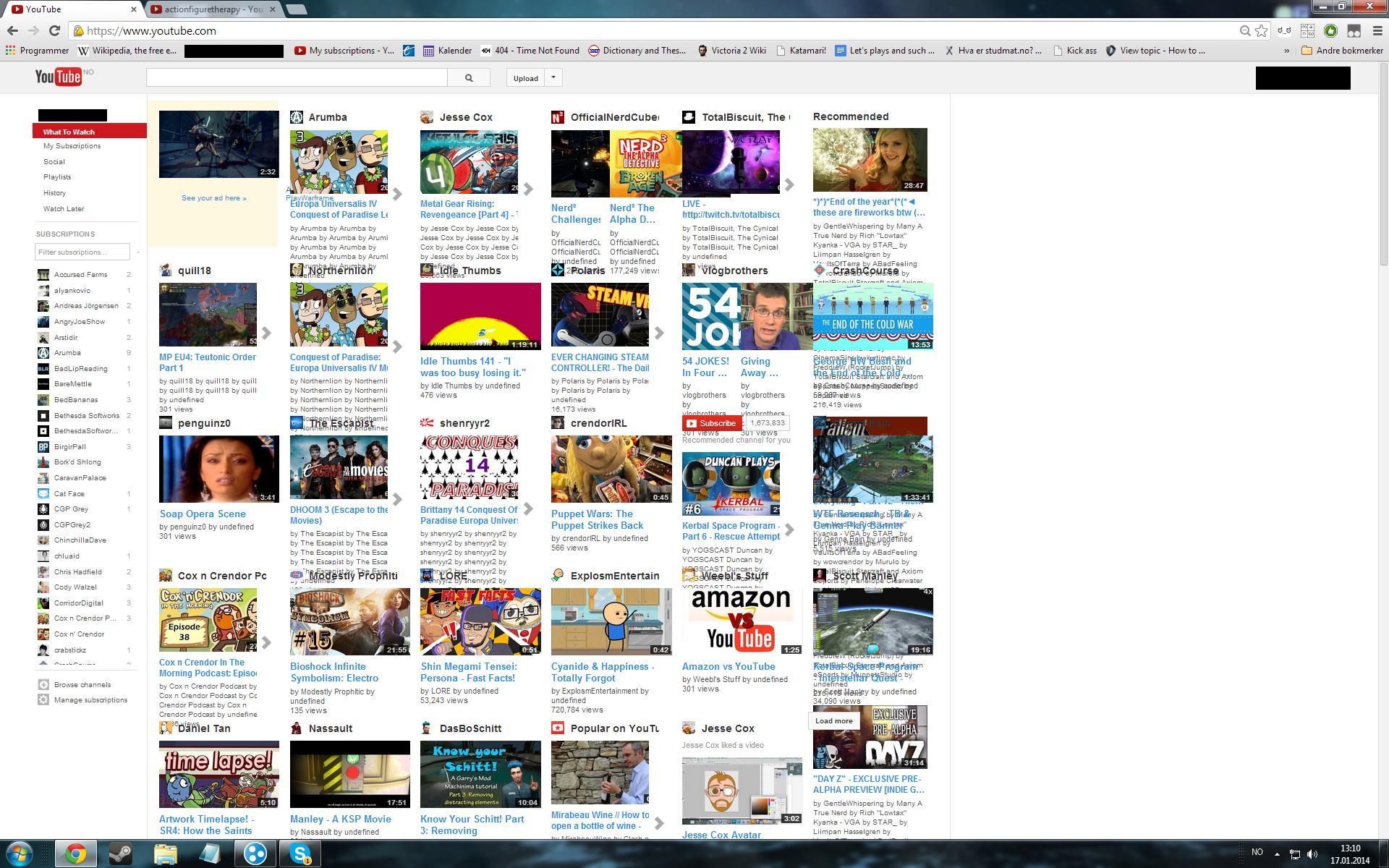 wtf youtube