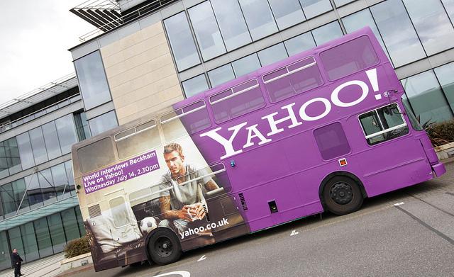 """The World Interviews David Beckham on Yahoo!"":"