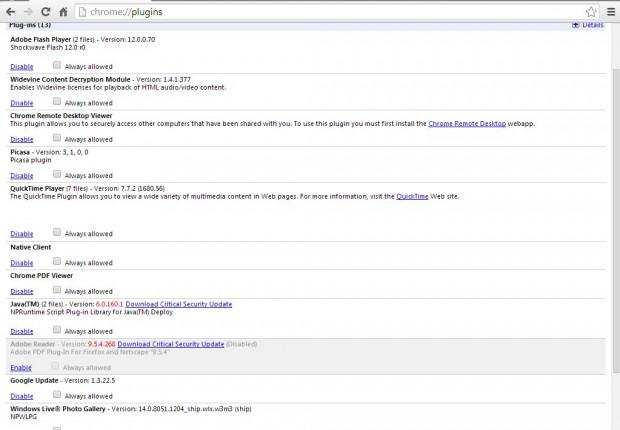Chrome PDF2