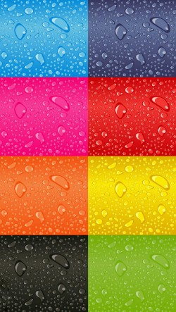 Colorful-Blocks-with-Water-Drops-250x443