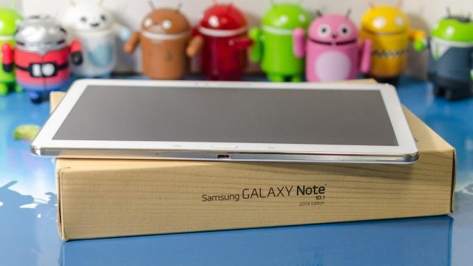 Galaxy Note 10.1 2014 edition