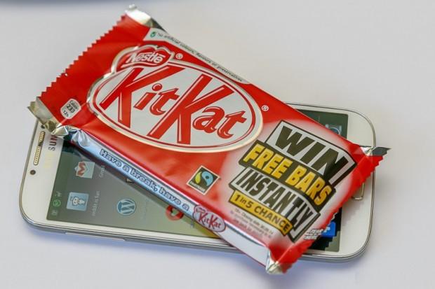Samsung Kitkat