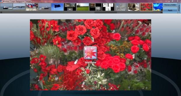 Windows 7 logon background 2