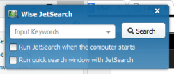 Wise JetSearch1