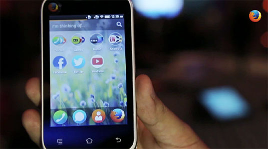 The $25 smartphone. It will run Firefox OS.