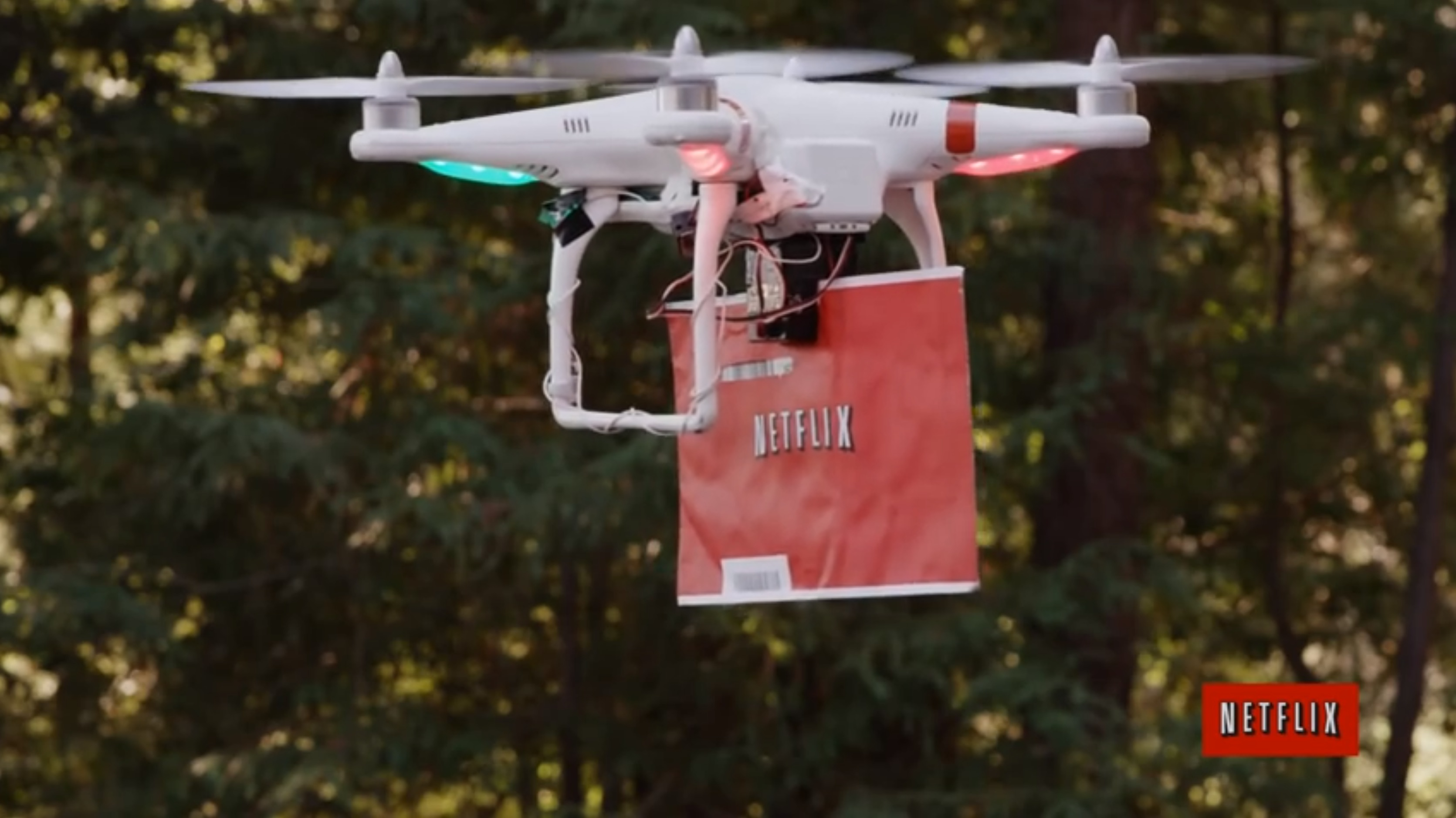 netflixdrone2home