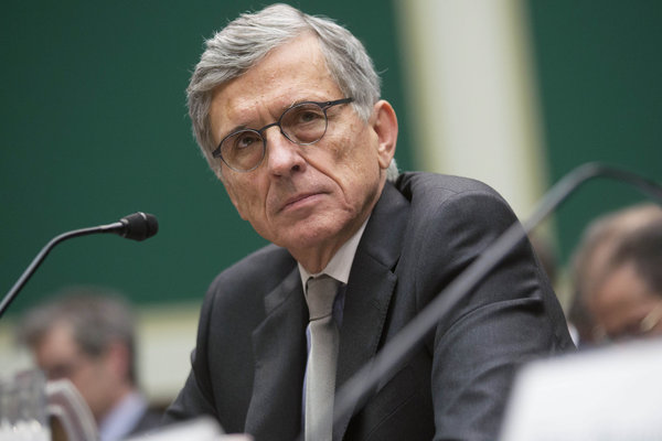 FCC Officials At House Oversight Hearing On Cell Phone Usage