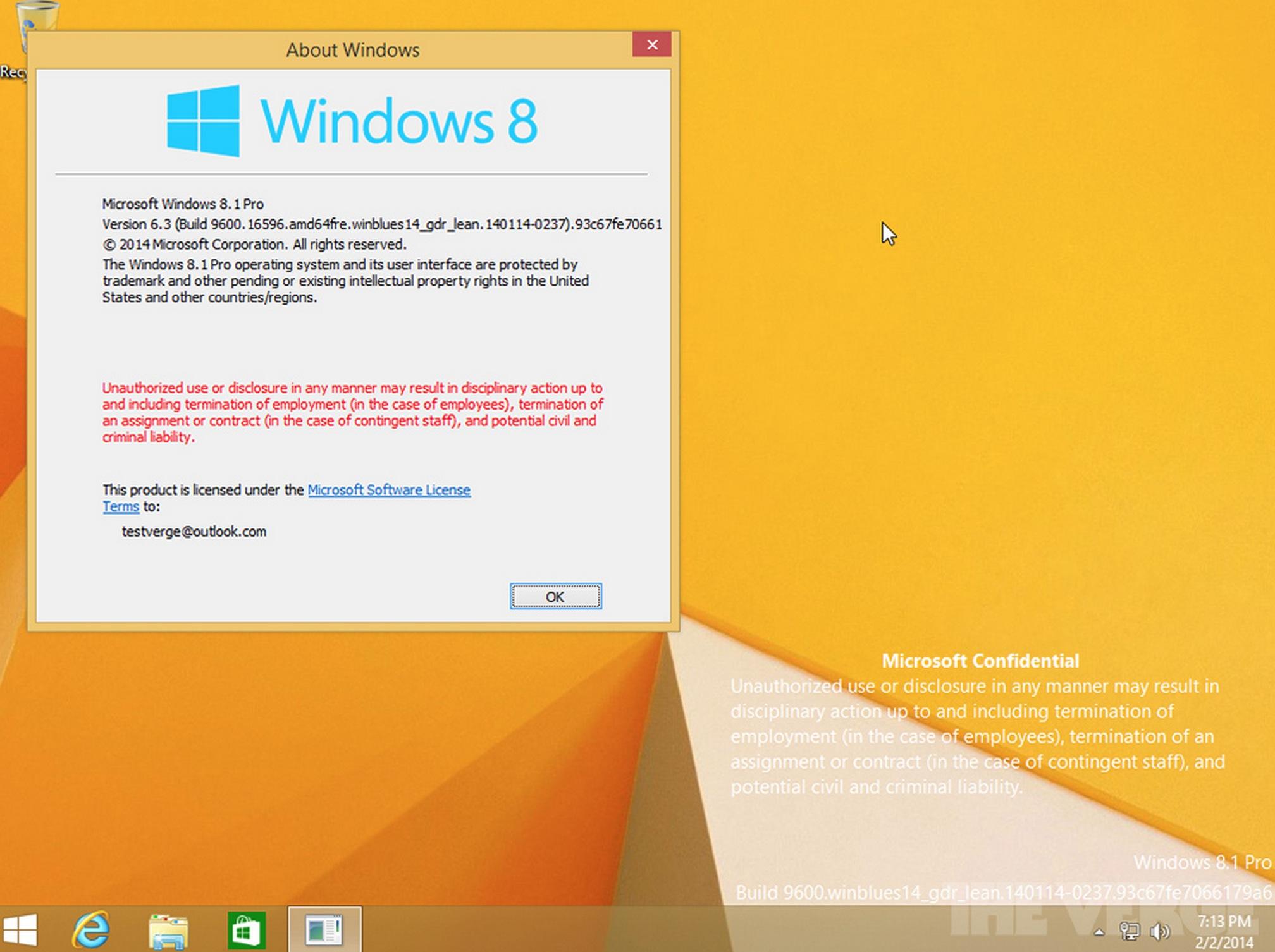 windows8.1updateleak