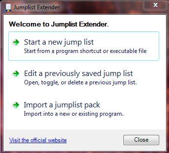 Jump List2