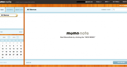 MomoNote for Chrome