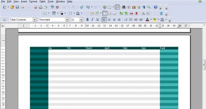 OpenOffice spreadsheets5