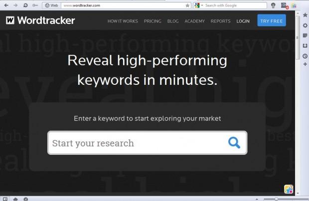 WordTracker