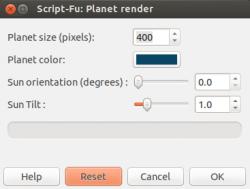 ScriptFu_PlanetRender