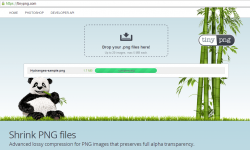 TinyPNG for Web