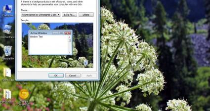 Windows 7 themes 3