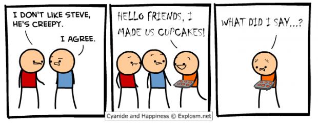 thatmanisatotalcreepheactuallyjizzedinthosecupcakes