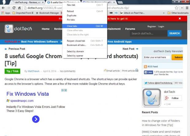 Chrome 3