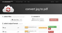 CloudConvert Online File Converter