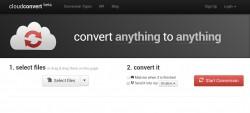 CloudConvert for Chrome