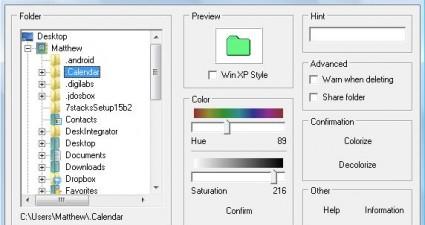 Rainbow Folder 2