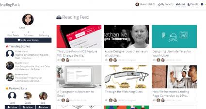 ReadingPack for Web