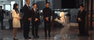 asimo president obama screenshot