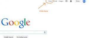 delete google plus account step a