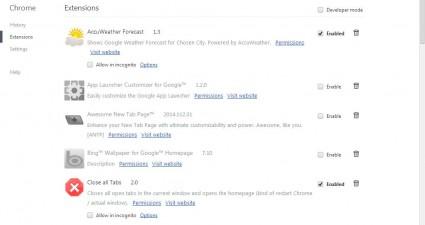 google chrome extension2