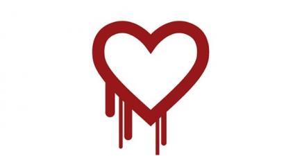 heartbleed bug logo